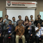 ASIC CEO, Lee Hammond, at Telkom University, Indonesia