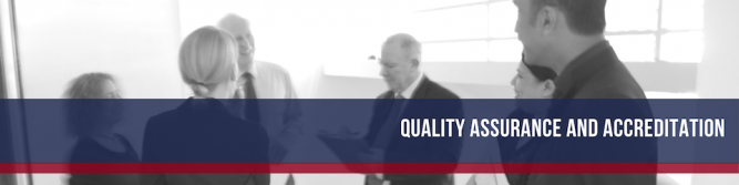 ASIC Quality Assurance and Accreditation
